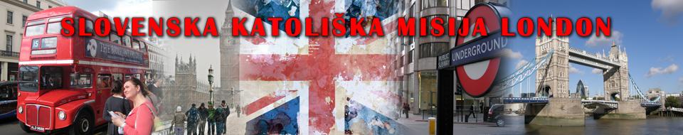 Slovenska katoliška misija v Londonu